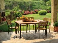 Дизанерски градински мебели