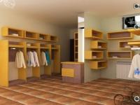 Обзавеждане за магазини за дрехи