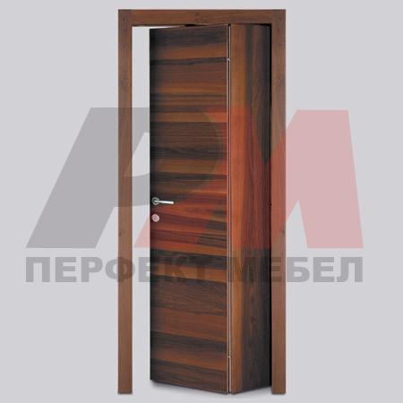 интериорни врати с монтаж луксозни