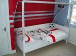 футболна спалня 1650-2735