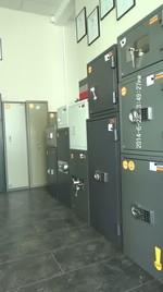 Огнеупорни сейфове с различни размери