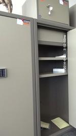 Метални сейфове против пожар, с усилена конструкция