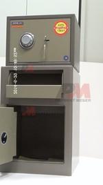 Метални сейфове против пожар, с различни размери